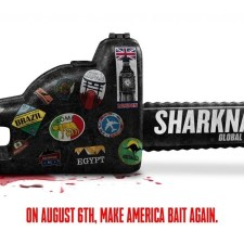 First Teaser And A Poster Wash Ashore For 'Sharknado 5: Global Swarming'