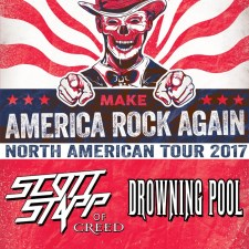 Make America Rock Again Tour hits Gas Monkey Live in Dallas, TX