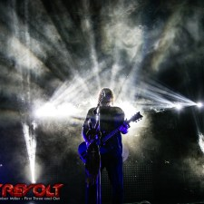 "Seether does not ""Let Down"" Kansas City on their Poison the Parish tour"