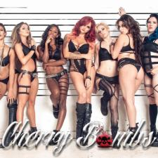 CHERRY BOMBS: Sizzling Rock & Roll Dance, Pyro and Aerial Stunt Troupe to Perform on Tour with Stone Sour & Steel Panther