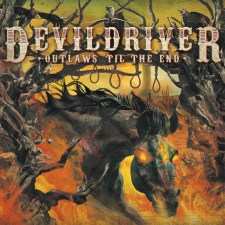 DEVILDRIVER New Album, Outlaws 'Til The End, out July 6, 2018