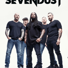 Album Review:  Sevendust - All I See Is War