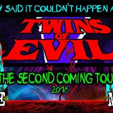 LIVE PHOTOS, REVIEW – MANSON/ZOMBIE Twins of Evil 2