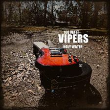 Check Out Some Excellent Blues Rock From 100 Watt Vipers!