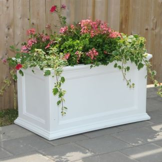 Fairfield 5826 Deck And Patio Planter Box By Mayne