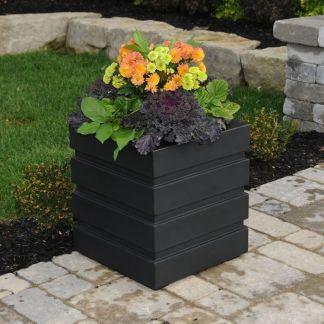 Freeport 5860 Deck & Patio Flower Planter Box By Mayne