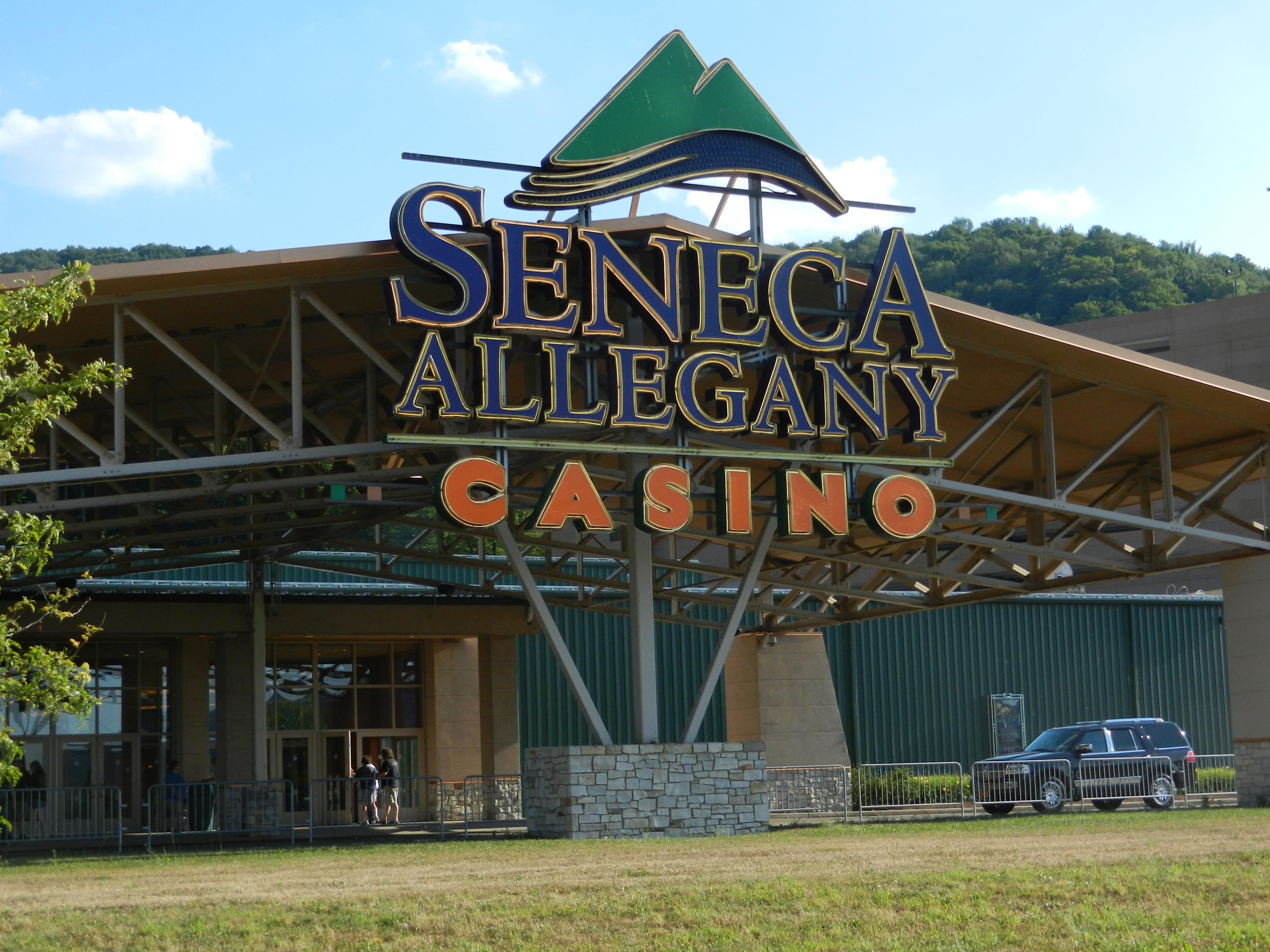 Seneca allegany bingo hall
