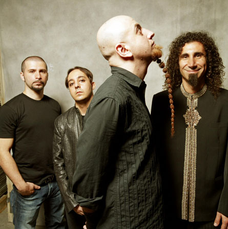 system of a down band photo