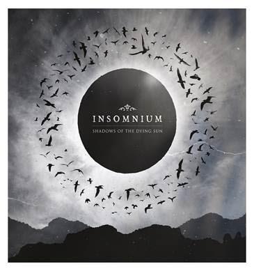 Insomnium Shadows Of The Dying Sun Album Artwork