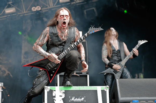 Belphegor Bloodstock Open Air Festival 2015