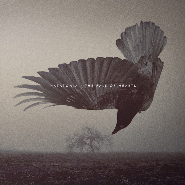 Katatonia - The Fall Of Hearts Album Cover