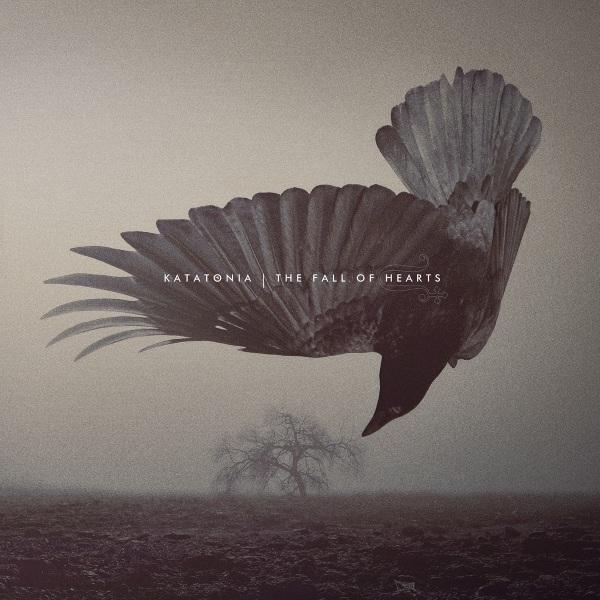 Katatonia - The Fall Of Hearts Album Cover