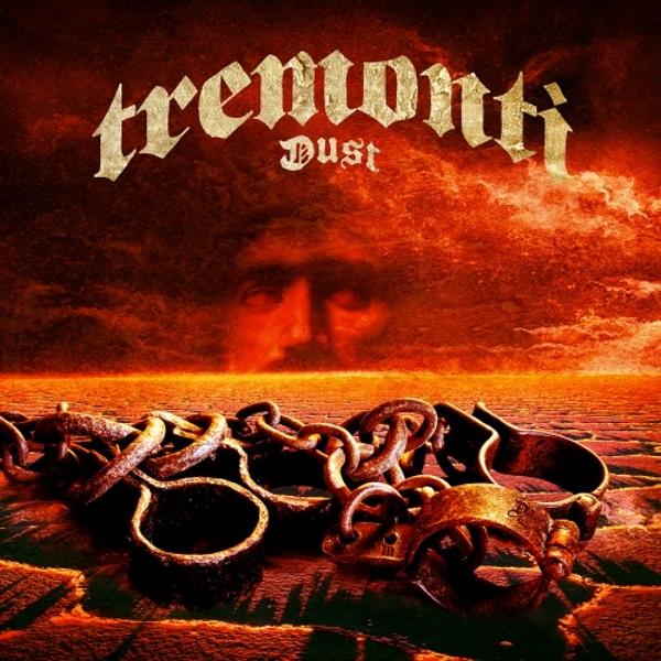 Tremonti Dust Album Cover