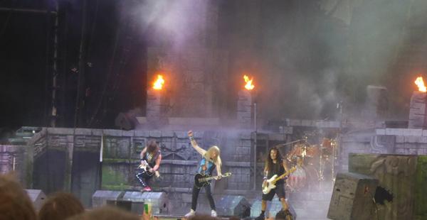 Iron Maiden Download Festival 2016
