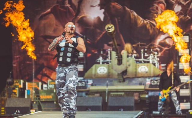 Sabaton Download Festival 2017 Ross Silcocks