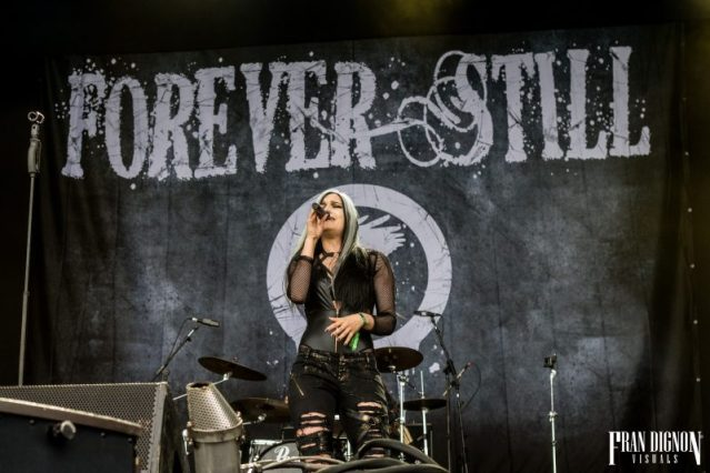 Forever Still On Stage At Bloodstock Open Air Festival 2017