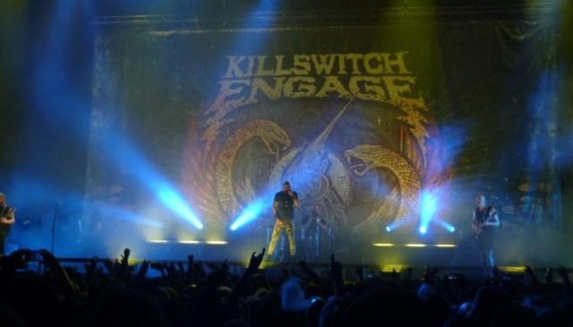Killswitch Engage Alexandra Palace Feb 2nd 2019