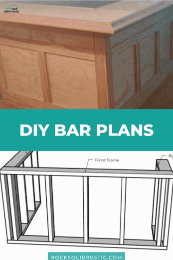 how to make a basement bar