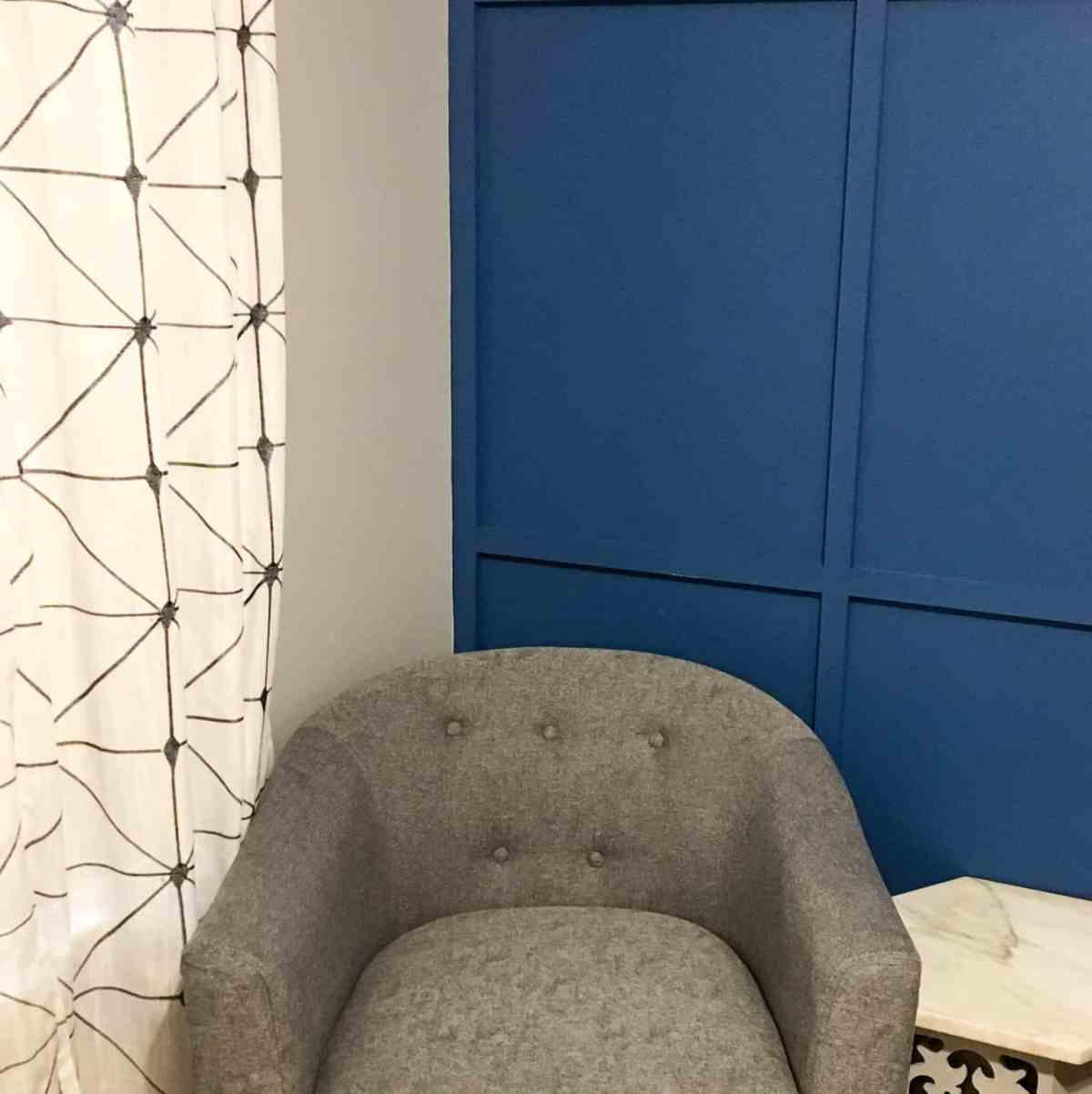 easy diy accent wall
