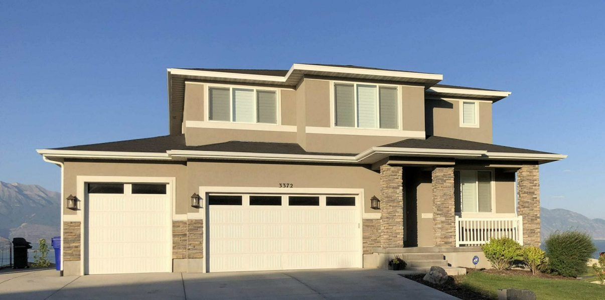 Roof on a Lehi Home