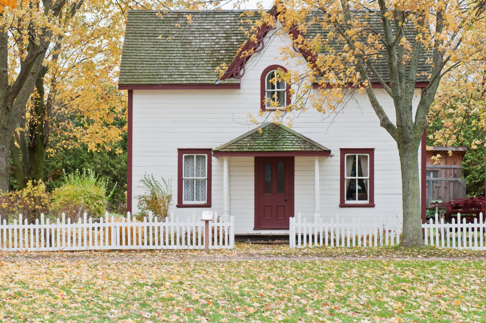 Rustic Home Autumn