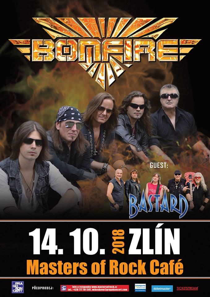 Plakát Bonfire, Bastard