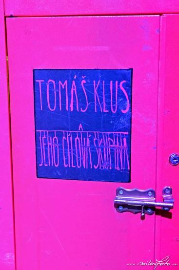 Nálepka Tomáš Klus