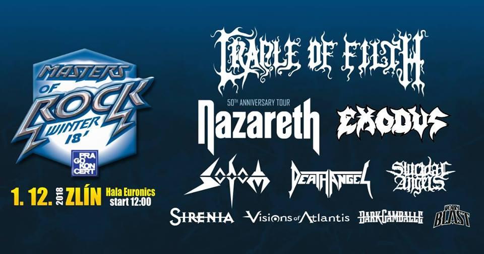 Pozvánka na Zimní Masters of Rock