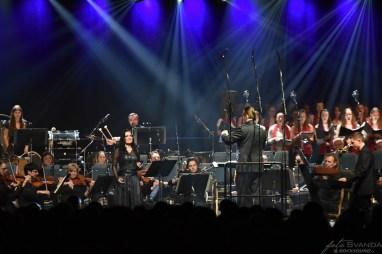 Tarja Turunen, Moravská filharmonie Olomouc a pěvecký sbor Stojanova gymnázia Velehrad