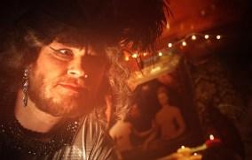 Wohnout, natáčení klipu Miss maringotka