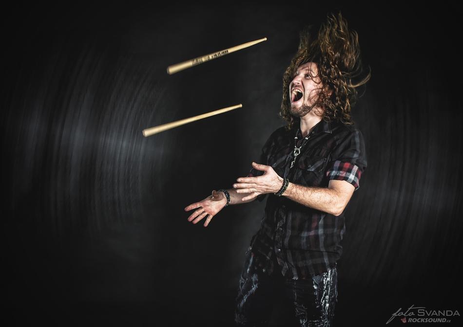Miloš Meier, Drumming Syndrome