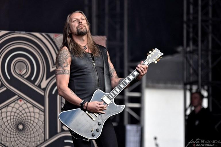 Amorphis, Metalfest Plzeň 2019