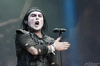 Cradle of Filth, Dani Filth, Metalfest Plzeň 2019
