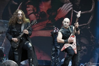 Cradle of Filth, Metalfest Plzeň 2019