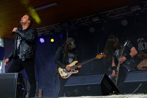 Kryptor, Kamenité Čas Rock Fest 2019