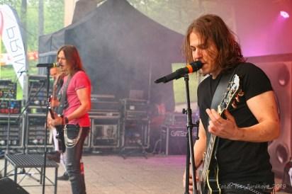 GATE Crasher, Kamenité Čas Rock Fest 2019