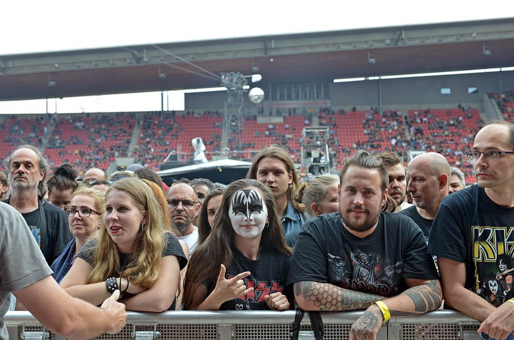 ZZ_TOP_KISS Praha 2019 fans