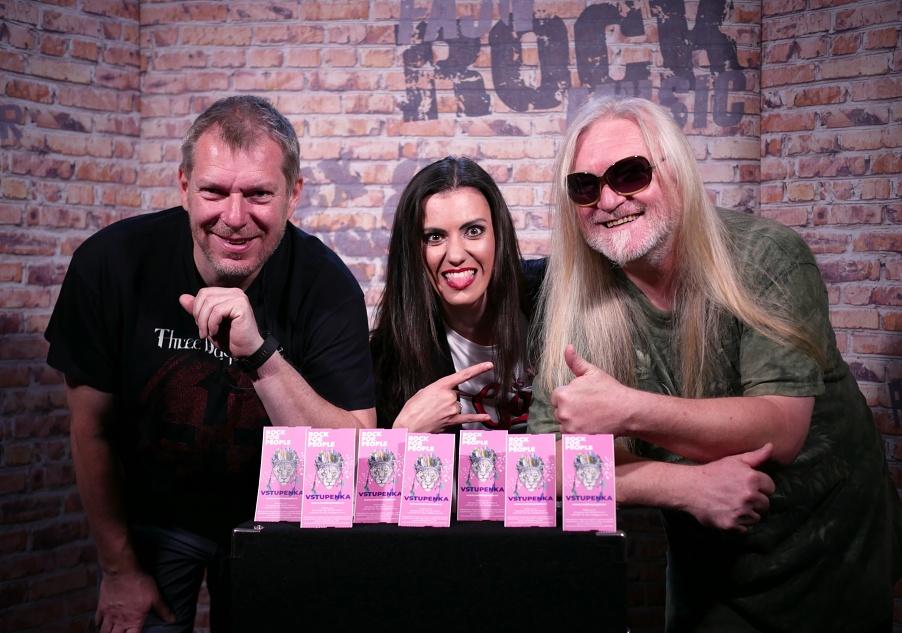 TV Rockparáda, M.THOMES-ROCK FOR PEOPLE