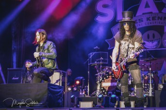 Slash ft. Myles Kennedy & The Conspirators, Topfest 2019