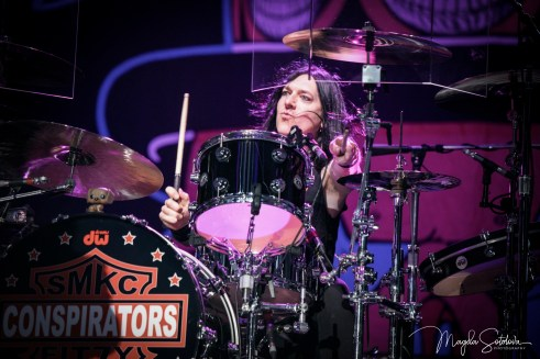 Brent Fitz, Topfest 2019, Slash ft. Myles Kennedy & The Conspirators