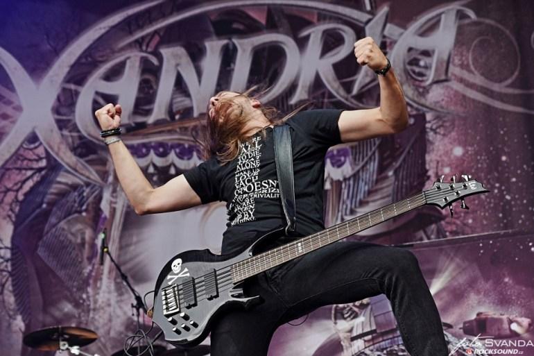 Xandria, Masters of Rock 2019