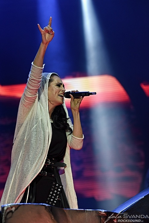 Masters of Rock 2019, Within Temptation, Sharon del Adel