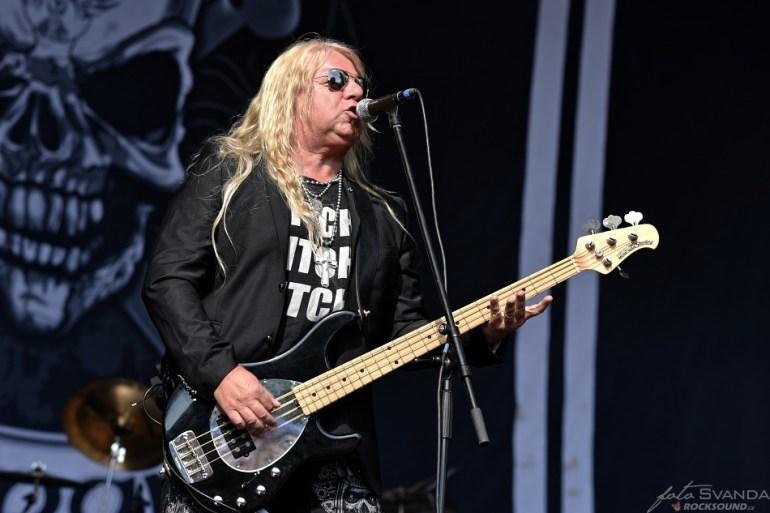 Masters of Rock 2019, Primal Fear, Mat Sinner