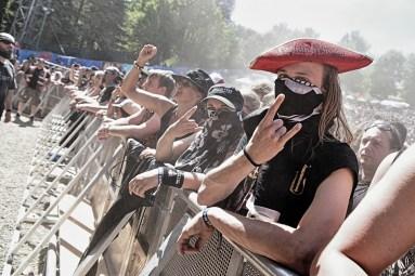 Metalfest 2019 fans