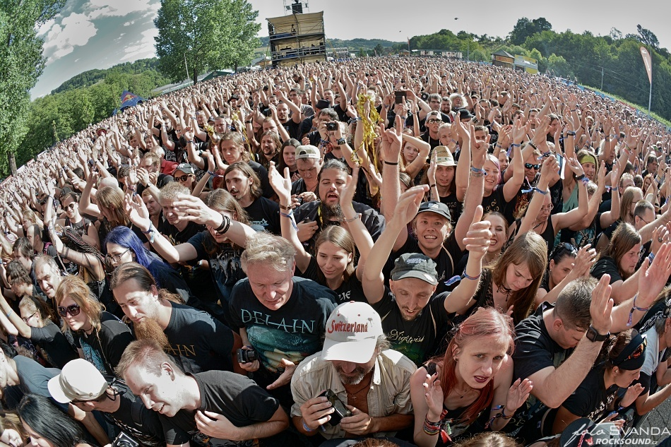 Fans, Masters of Rock 2019