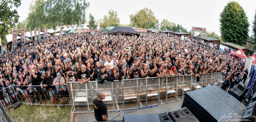 Fans, The Legends Rock Fest Hořice 2019
