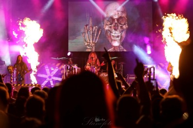 Rockfest Dačice 2019, Doga