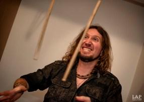 Miloš Meier, Drumming Syndrome, Machov 2019