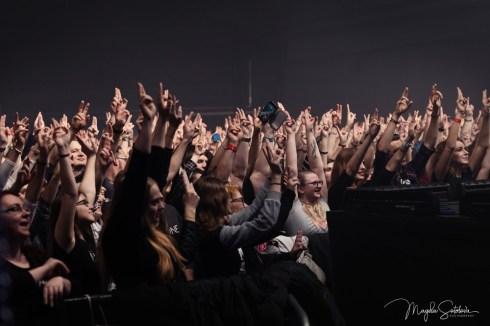 Fans, Rybičky 48, Rockový stužkovák Pardubice 2020