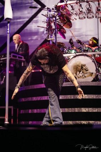 Dream Theater, James LaBrie, Praha 2020